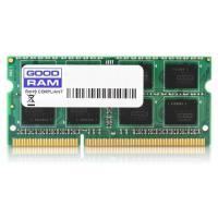 Модуль пам'яті для ноутбука SoDIMM DDR3 2GB 1600 MHz GOODRAM (GR1600S364L11/2G)