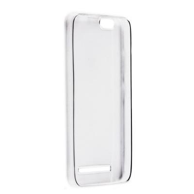 Чехол для моб. телефона Drobak Ultra PU для Lenovo Vibe C (A2020) (clear) (219261)