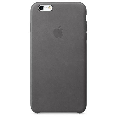 Чехол для моб. телефона Apple кожаный для iPhone 6 Plus/6s Plus Storm Gray (MM322ZM/A)