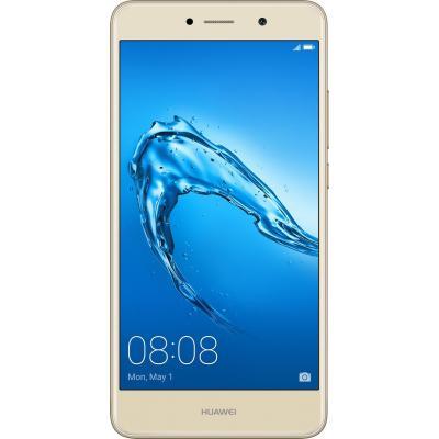 Мобильный телефон Huawei Y7 Gold