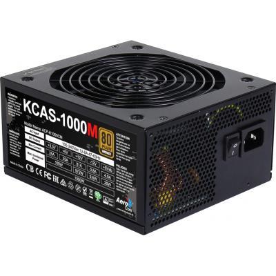 Блок питания AeroCool 1000W KCAS-1000М (ACPB-KMK0FEC.11)
