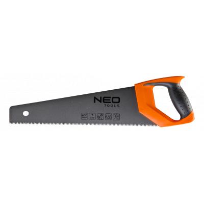 Ножовка NEO по дереву, 400 мм, 7TPI, PTFE (41-011)