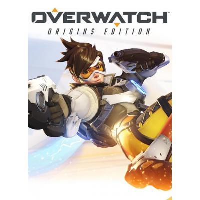 Игра Activision Blizzard Overwatch. Origins Edition