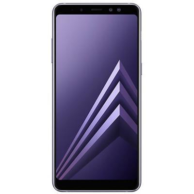 Мобильный телефон Samsung SM-A730F (Galaxy A8 Plus Duos 2018) Orchid Gray (SM-A730FZVDSEK)