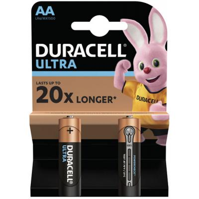 Батарейка Duracell AA Ultra Power LR06 * 2 (5004803)