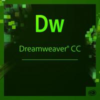 ПЗ для роботи з WEB Adobe Dreamweaver CC teams Multiple/Multi Lang Lic Subs New 1Year (65297796BA01A12)
