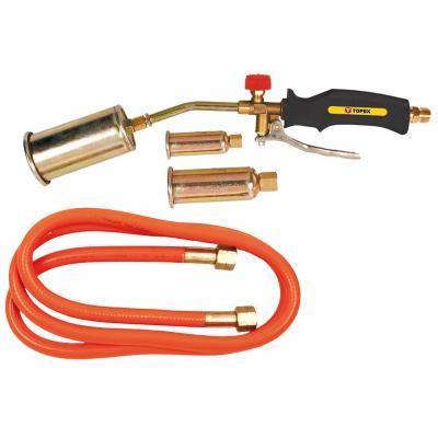 Набор инструментов Topex для газового паяння 19,5 кВт, 3 насадки (44E115)