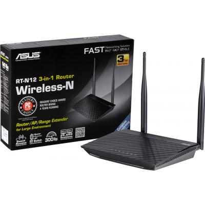 Маршрутизатор Wi-Fi ASUS RT-N12 D1