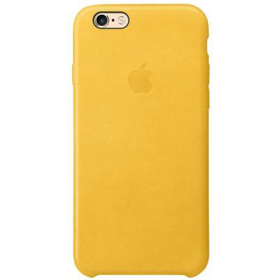 Чехол для моб. телефона Apple кожаный для iPhone 6/6s Marigold (MMM22ZM/A)