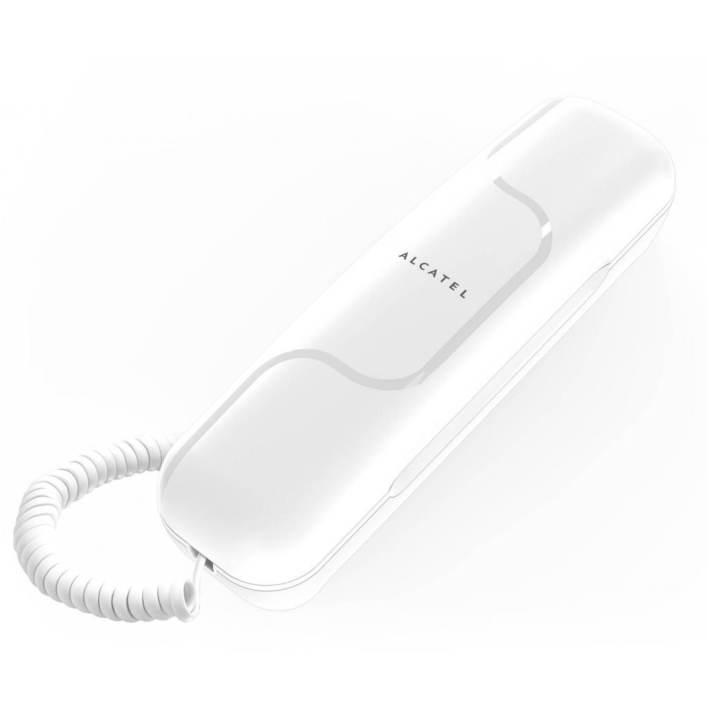 Телефон Alcatel T06 White (3700601415599)