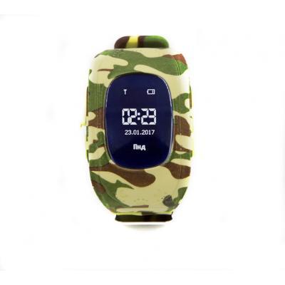 Смарт-часы GoGPS ME K50 Хаки (К50ХК)
