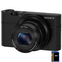 Цифровий фотоапарат SONY Cyber-shot DSC-RX100 (DSCRX100.CEE2)