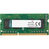 Модуль пам'яті для ноутбука SoDIMM DDR3L 2GB 1600 MHz Kingston (KVR16LS11S6/2)