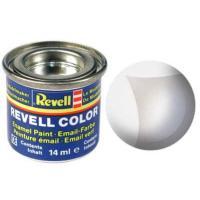 Аксессуары для сборных моделей Revell Краска бесцветная (не кроющая) матовая clear mat 14ml (32102)