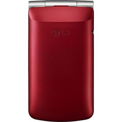 Мобильный телефон LG G360 Red (8806084990143)