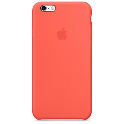 Чехол для моб. телефона Apple силиконовый для iPhone 6 Plus/6s Plus Apricot (MM6F2ZM/A)