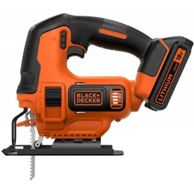 Электролобзик BLACK&DECKER BDCJS18