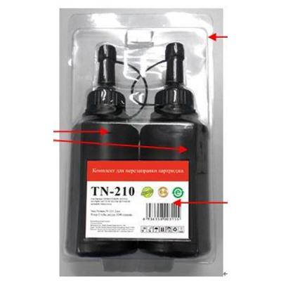 Заправочный набор Pantum PC-230R P2200/2207/2507 (2тонера + 2чипа) (TN-210)