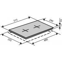 Варочная поверхность VENTOLUX HSF320 (X) 3
