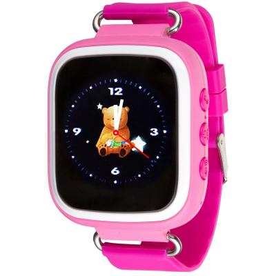 Смарт-часы ATRIX Smart Watch iQ200 GPS Pink