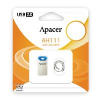 USB флеш накопитель 16GB AH111 Blue RP USB2.0 Apacer (AP16GAH111U-1)