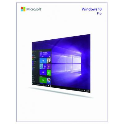 Операционная система Microsoft Win Pro 10 32-bit/64-bit All Lng PK Lic Online DwnLd Конверт (FQC-09131-ESD)