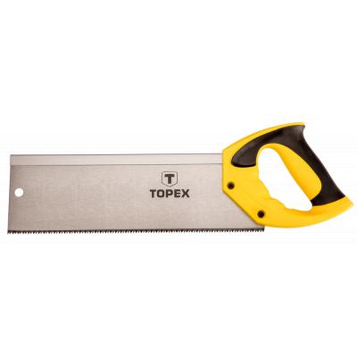 Ножовка Topex для стусла 350 мм, 13TPI (10A706)