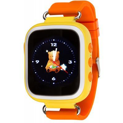 Смарт-часы ATRIX Smart Watch iQ200 GPS Yellow