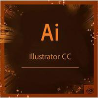 ПЗ для мультимедіа Adobe Illustrator CC teams Multiple/Multi Lang Lic Subs New 1Year (65297603BA01A12)
