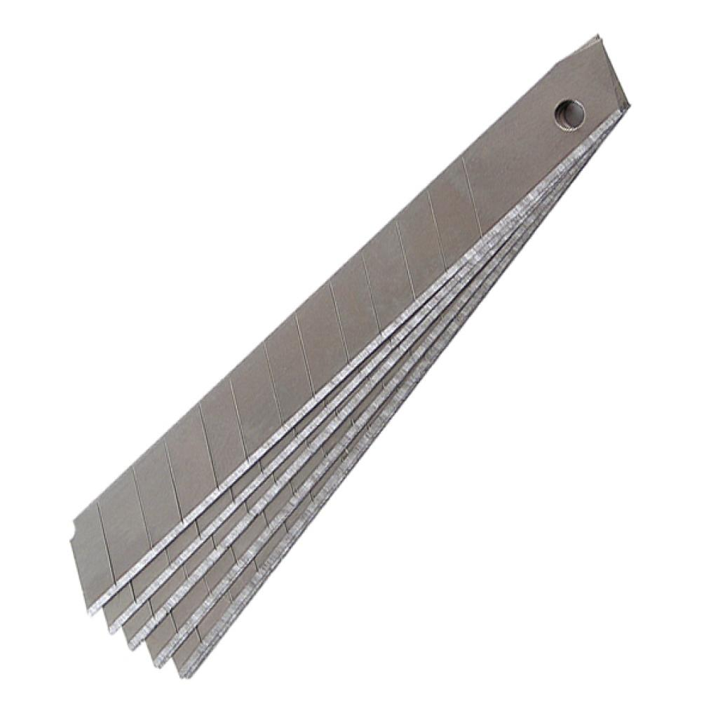 Лезвия д/ножа 9мм (10шт.) BM 4690
