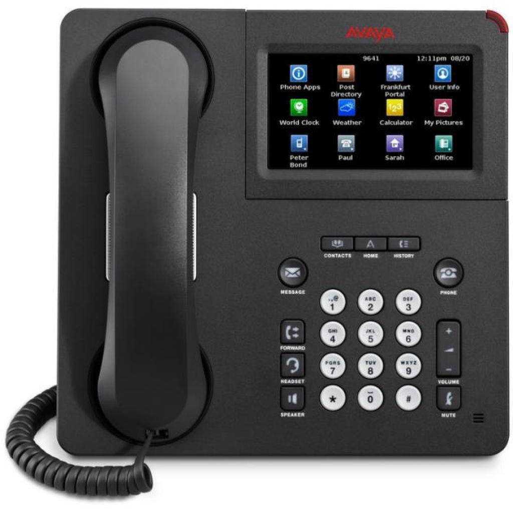 IP телефон Avaya 9641G (700506517)