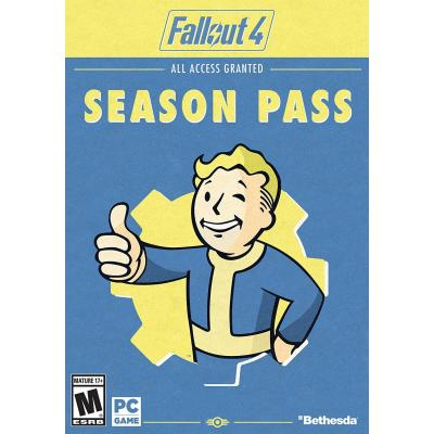 Игра Bethesda Softworks Fallout 4 Season Pass