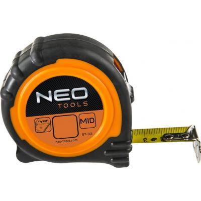 Рулетка NEO стальная лента 2 м x 16 мм, магнит (67-112)