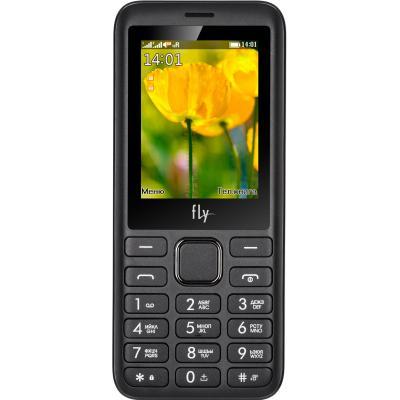 Мобильный телефон Fly FF249 Black-Grey