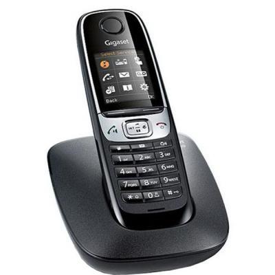 Телефон DECT Gigaset C620 Black (S30852H2403S151)