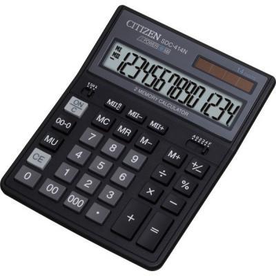 Калькулятор SDC-414N Citizen (1247)