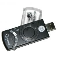 Зчитувач флеш-карт GEMBIRD FD2-ALLIN1-C1