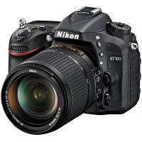 Цифровий фотоапарат Nikon D7100 18-140VR Kit (VBA360KV02)