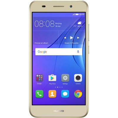 Мобильный телефон Huawei Y3 2017 Gold