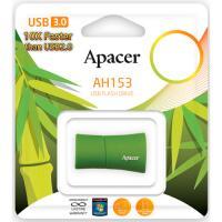 USB флеш накопитель 32GB AH153 Green RP USB3.0 Apacer (AP32GAH153G-1)