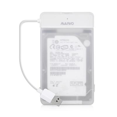 Карман внешний Maiwo K104-U3S white