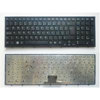 Клавіатура ноутбука SONY VPC-EB Series черная с черной рамкой UA (148792871/550102M14/V2)