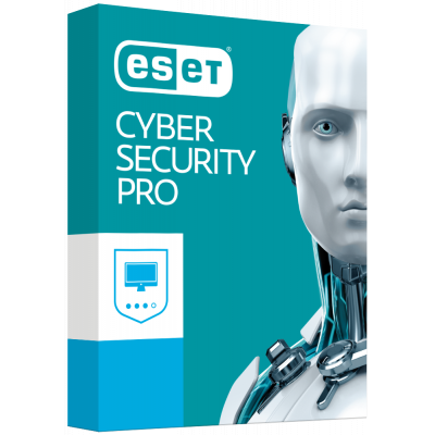 Антивирус Eset Cyber Security Pro для 10 ПК, лицензия на 3year (36_10_3)