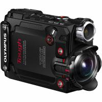 Екшн-камера OLYMPUS TG-Tracker Black (Waterproof - 30m; Wi-Fi; GPS) (V104180BE000)