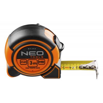 Рулетка NEO стальная лента 3 м x 16 мм (67-173)