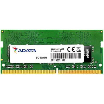 Модуль памяти для ноутбука SoDIMM DDR4 4GB 2133 MHz A-DATA (AD4S2133J4G15-S)
