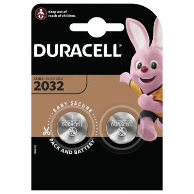 Батарейка Duracell CR 2032 / DL 2032 * 2 (5004349)