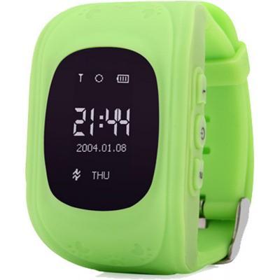 Смарт-часы UWatch Q50 Kid smart watch Green (F_46121)