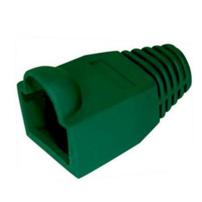 Колпачок коннектора LogicPower LPCP5GN RJ45 100шт (2290)