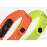 Фитнес браслет Xiaomi Mi Band 2 Black (XMSH04HM)